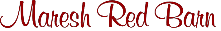 Maresh Red Barn Logo