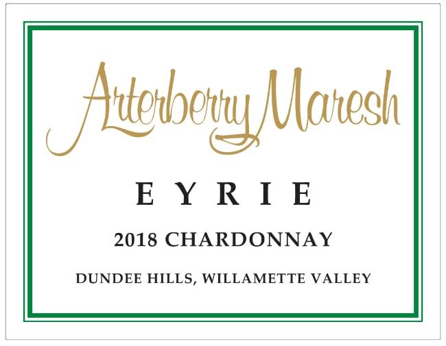 Arterberry Maresh Eyrie Vineyard Chardonnay